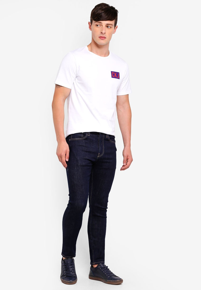 Klein Rinse Mungo Jeans Klein Calvin Calvin 016 Skinny Jeans zwSqY8Y