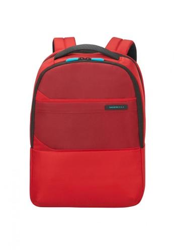Samsonite Red red Theon Backpack 15.6 B197AAC3D6B04CGS_1