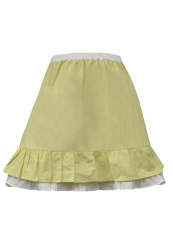 ESTRELLA yellow Stylish Skirts - Esc 150 8/14 9DDEFKA039A41EGS_1