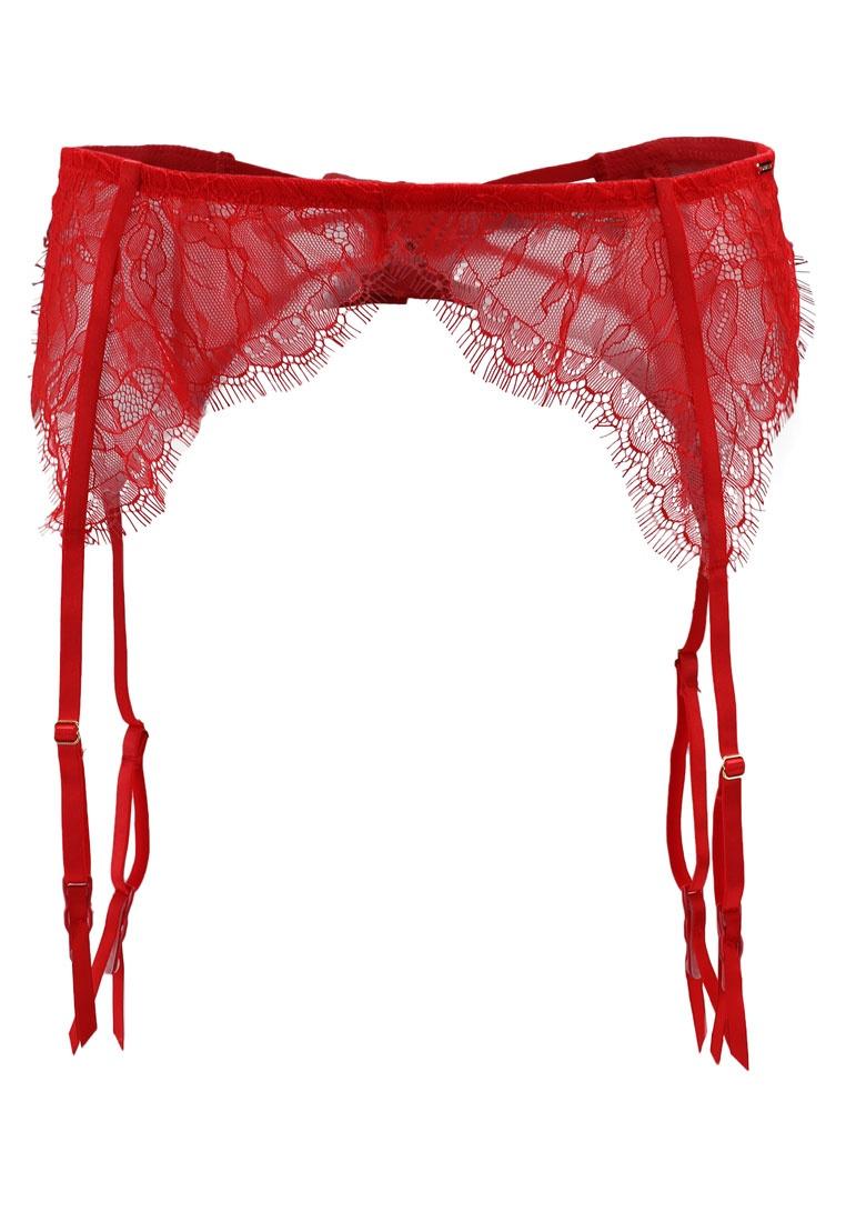 Bluebella Suspender Arabella Bluebella Arabella Red rz8vxrw