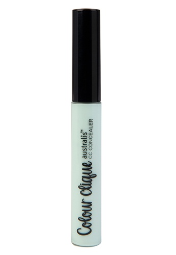 Australis Australis Colour Clique CC Concealer - Green AU782BE0G6O7SG_1