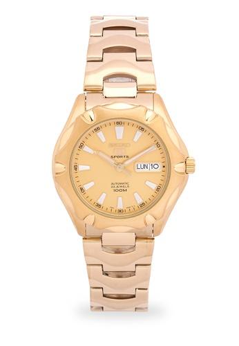 Seiko gold Analog Watch SNZG98K1 SE746AC33KEOPH_1