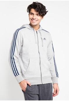 Image of adidas ess 3s fz ft