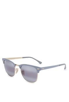 7ca9792b55b Ray-Ban grey Icons RB3716 Sunglasses 32ECFGL75E853AGS 1