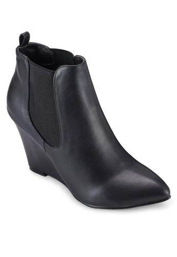 Cesprit tote baghelsea 楔形踝靴, 女鞋, 鞋