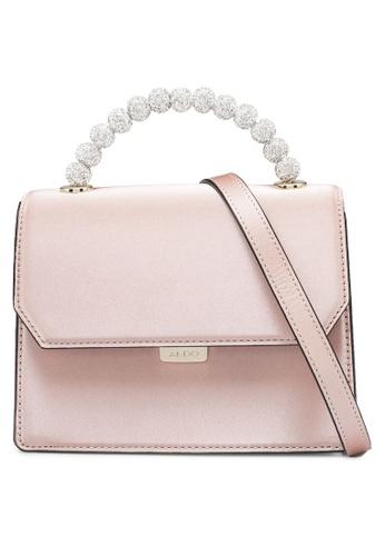 ALDO pink Robynne Top Handle Bag E4025ACE5322B5GS_1