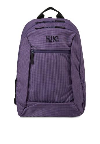 Skitch 暗紋後背包, 包, 旅行背esprit 請人包