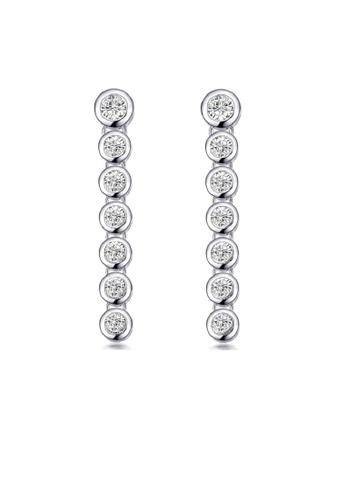 ADORA Swarovski Dangle Earrings C5A7EAC54C5D14GS 1 acc48d5d98be