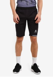 Odlo black Zeroweight Logic Shorts OD608AA0S149MY_1