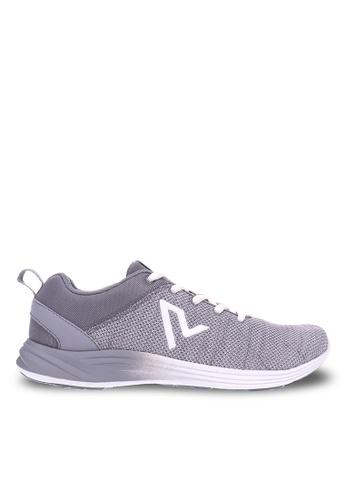 Vionic grey Adley Active Sneaker 6D49BSH6666F8BGS_1