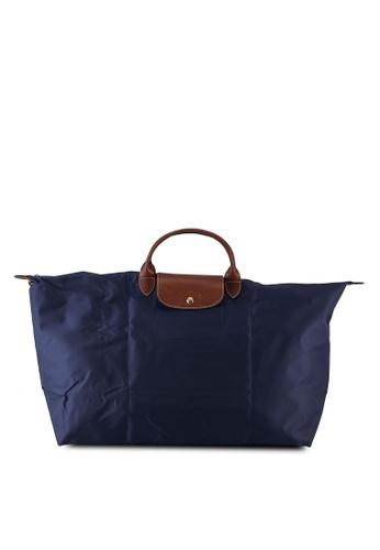 Longchamp blue Le Pliage Original Travel Bag XL (nt) 749E5AC8206F4CGS_1