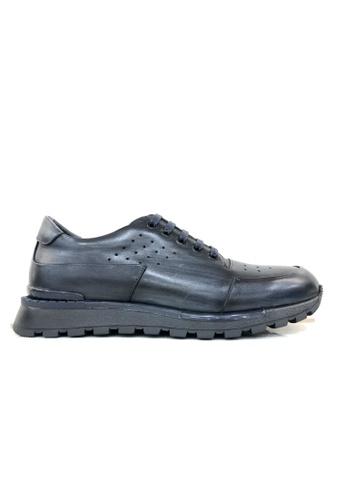 Giorostan blue Men Casual Shoes D4F70SHC0EA2AFGS_1