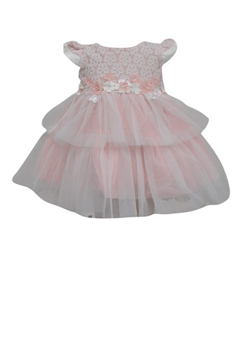ESTRELLA pink Dress Anak Eta 48 2/4 0EFAFKAD635942GS_1