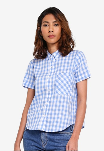 OVS multi Checked Shirt F0A02AA93C83F7GS_1