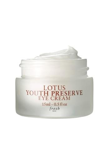 Fresh Fresh Lotus Youth Preserve Eye Cream B5DDCBE95E6719GS_1