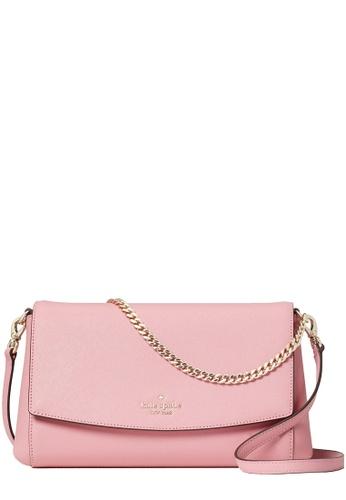 Kate Spade pink Kate Spade Laurel Way Greer Bag in Bright Carnation 5E3BAACAD580C7GS_1