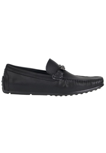 Tomaz black Tomaz C142 Buckled Loafers (Black) 470F5SH5E7E8A9GS_1
