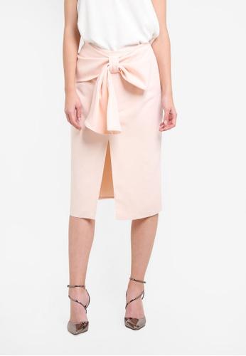 True Decadence pink Bow Skirt TR715AA0S2YTMY_1