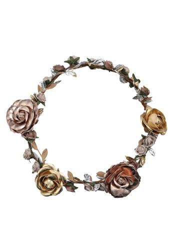 立體花飾手環, 韓系時尚, 梳esprit旗艦店妝