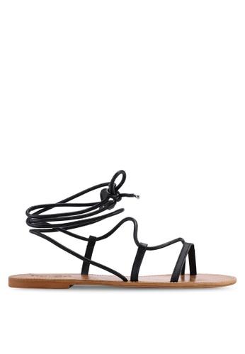 433a1a183ea4 Buy Mango Criss-Cross Straps Sandals Online on ZALORA Singapore