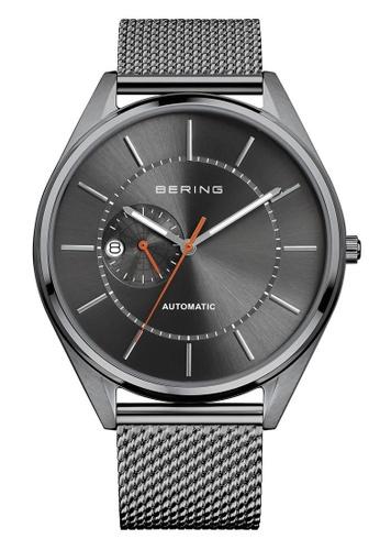 Bering grey Automatic 16243-377 Grey 43 mm Men's Watch 0BA3AACABE5328GS_1