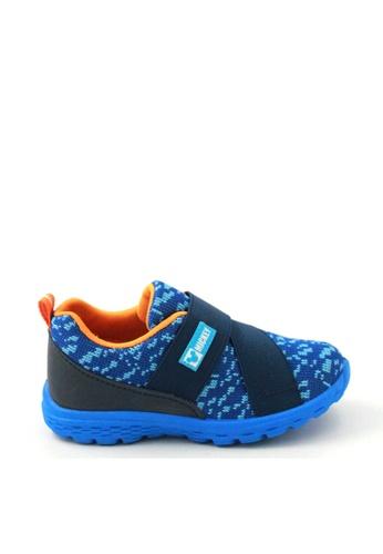 Mickey blue Mickey Slip On MK22-045 8A68EKS3D16159GS_1