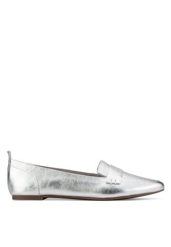 Cherryhill zalora 包包評價皮革樂福鞋, 女鞋, 鞋