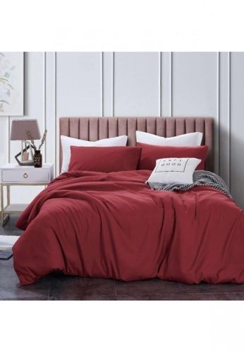 Bedding Day Bedding Day - Soft Microfiber Solid 700TC Fitted Sheet Set - Amber 06525HLB7C1E79GS_1