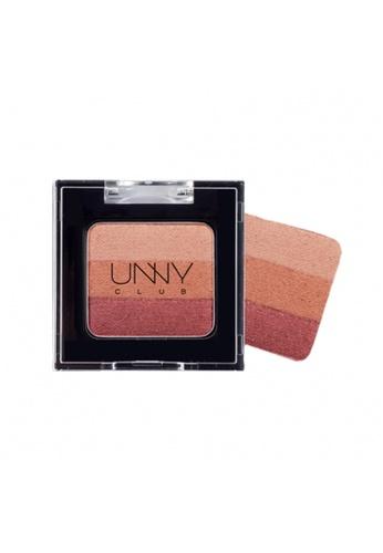 UNNY brown Unny Triple Eyeshadow - #12 Brown Plash DE4B9BEB4C4010GS_1