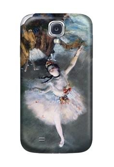 Prima Ballerina Matte Hard Case for Samsung Galaxy S4
