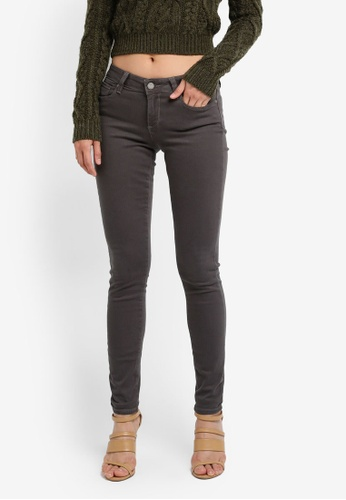 Paige grey Verdugo Ultra Skinny Smudge Jeans SO640AA0GOOTSG_1