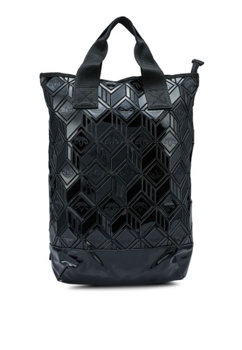 ADIDAS black top handle backpack 6192FACACC2869GS_1
