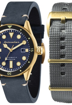 99a038b2345 32% OFF Spinnaker Spinnaker Men s Genuine leather Strap and Nylon Nato  Strap Watch - SP-5033-06 S  564.00 NOW S  383.00 Sizes One Size