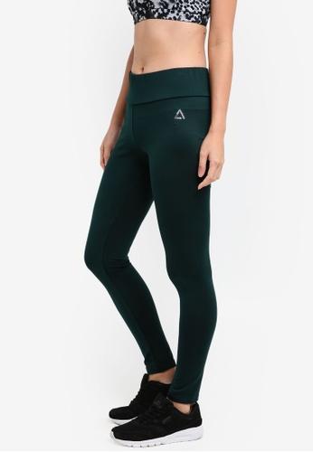 AVIVA green Long Pants 40B18AA6CE31BBGS_1