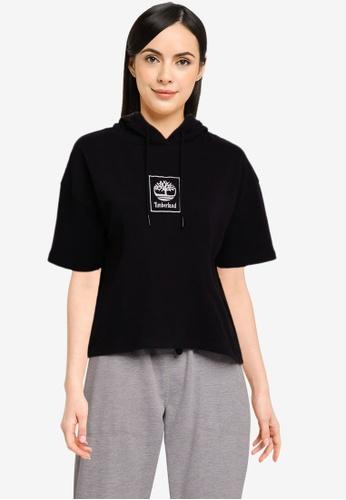 Timberland black Yc Oa Short Sleeves Tee 88296AAC56A287GS_1