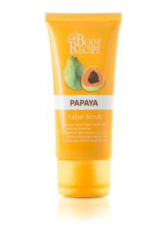 Facial Scrub Papaya 50G