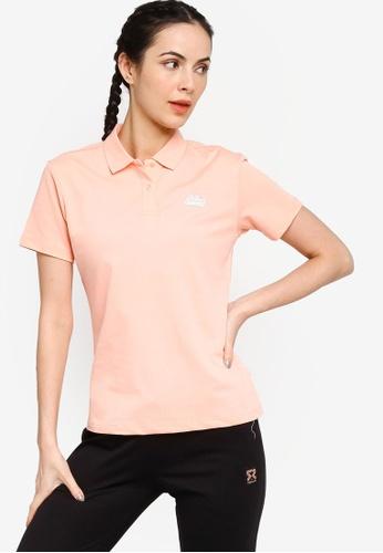 361° pink Cross Training Polo shirt 4D93BAAFD3FF28GS_1