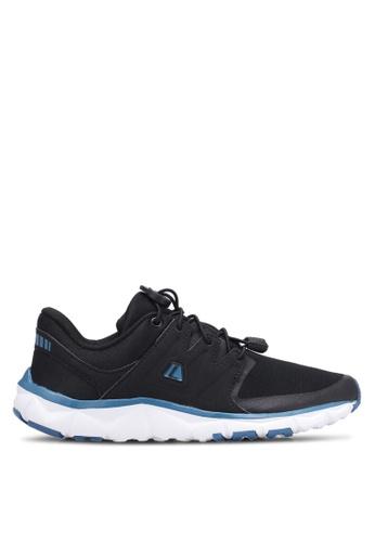 League black Kumo Chi Shoes LE683SH0S2OJMY_1