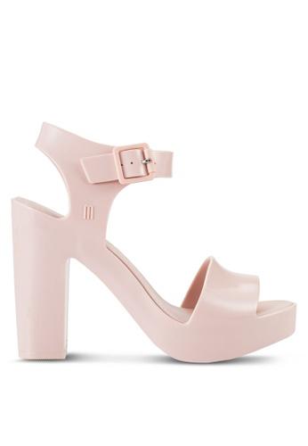 Melissa pink Melissa Mar Heels ME121SH68QMHMY_1