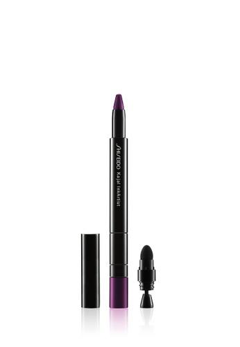 Shiseido purple Shiseido Makeup Kajal InkArtist,05 Plum Blossom 0643CBEE2474F9GS_1