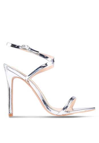 409b60d6b5e Shop MISSGUIDED Pointed Toe Barely There Heels Online on ZALORA Philippines