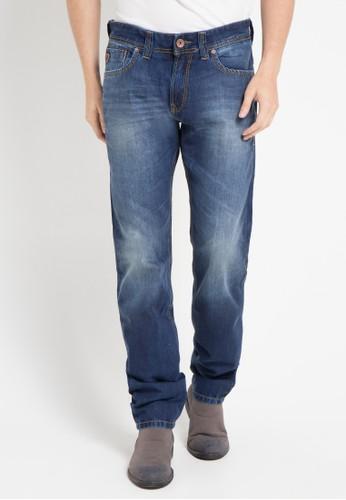 Lois Jeans blue Long Pant Denim LO391AA0WOZLID_1
