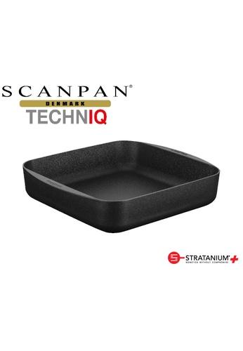 SCANPAN SCANPAN TechnIQ The Square - 33x33cm/6.3L Roasting Pan (Induction) 74772HL35B4884GS_1