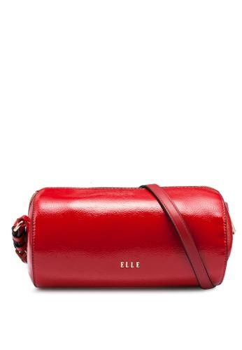 ELLE red Meghann Sling Bag E06F0AC0F6243BGS_1