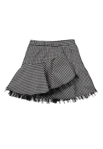 LC Waikiki black Ruffle Detailed Skirt 136F5KA57C4A0BGS_1