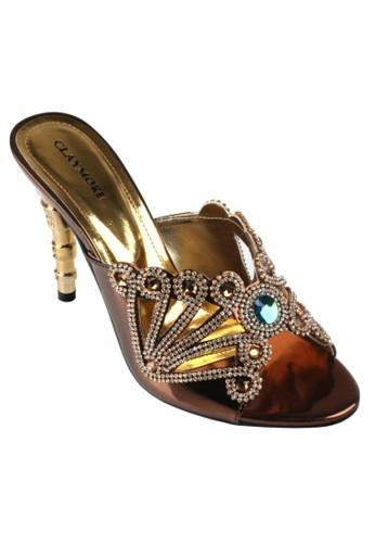 Claymore High Heels HJ - 02 Brown