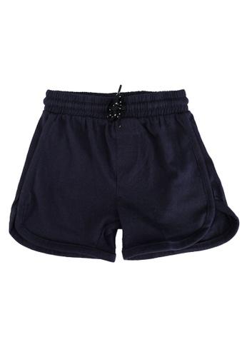 FOX Kids & Baby navy Dolphin Hem Shorts A6FB5KA94C1608GS_1