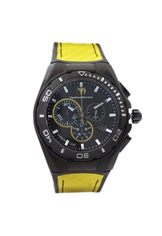 Cruise Carbon 45mm Chronograph Carbon Dial, Silicone Strap 114001
