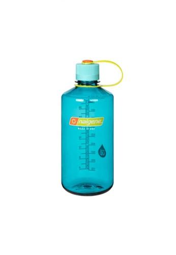 Nalgene blue Nalgene 32oz Narrow Mouth Water Bottle - Cerulean BBDF4AC53D85A9GS_1