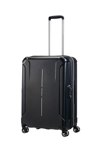 American Tourister black American Tourister Technum Spinner 68/25 Exp TSA AM536AC0FAIVSG_1